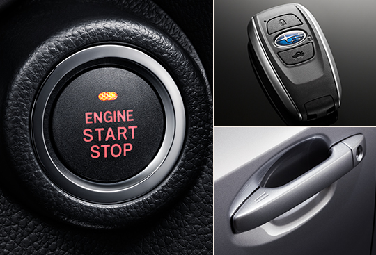 Keyless Access with Push-button Start System